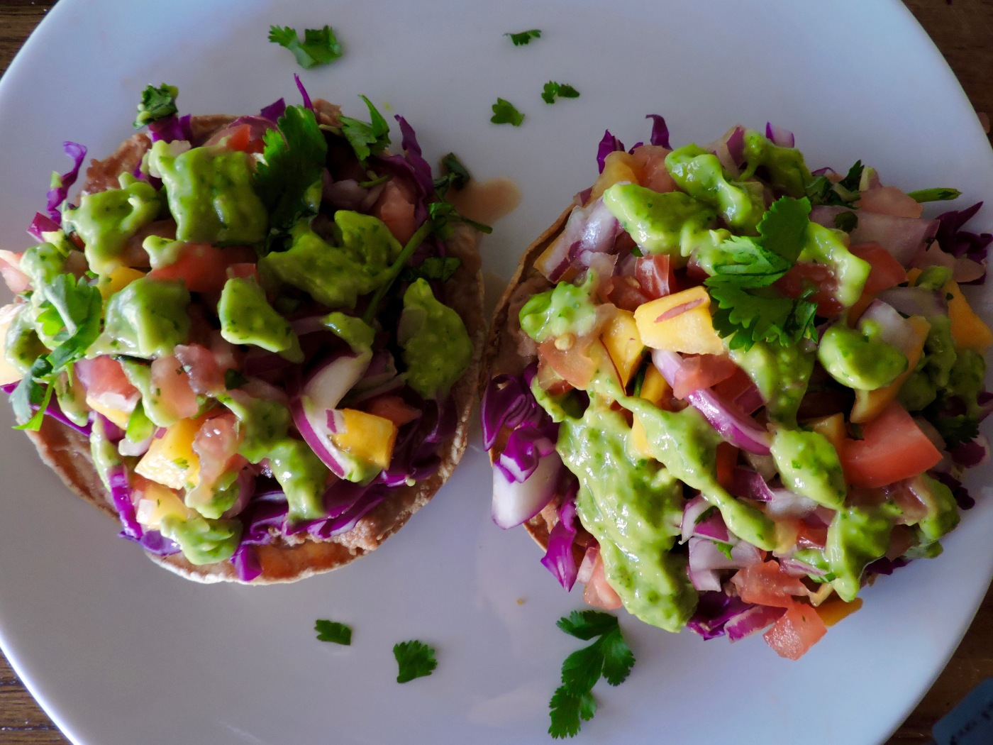 Easy Tostada Recipe